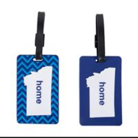 Latitude 40°N™ Montana State Love Luggage Tags (Set of 2)