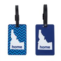 Latitude 40°N™ Idaho State Love Luggage Tags (Set of 2)