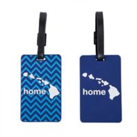 Latitude 40°N™ Hawaii State Love Luggage Tags (Set of 2)