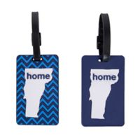Latitude 40°N™ Vermont State Love Luggage Tags (Set of 2)