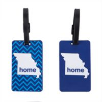 Latitude 40°N™ Missouri State Love Luggage Tags (Set of 2)
