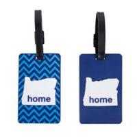 Latitude 40°N™ Oregon State Love Luggage Tags (Set of 2)