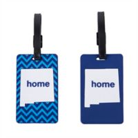 Latitude 40°N™ New Mexico State Love Luggage Tags (Set of 2)