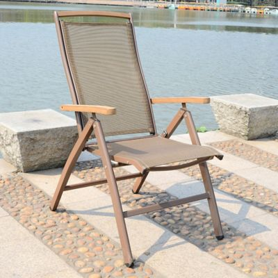 Buy Sling Patio Chairs From Bed Bath Amp Beyond