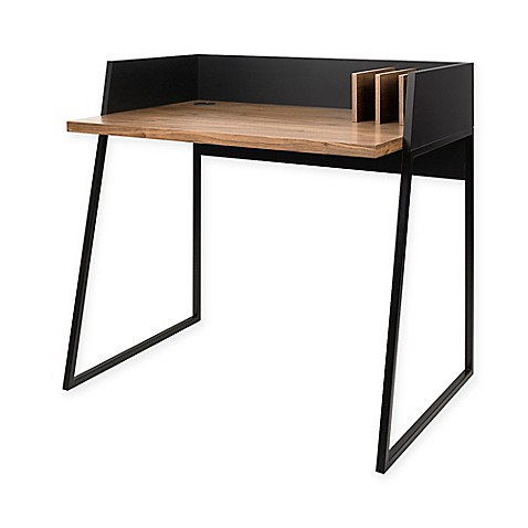 image of Tema Furniture Inc. Walnut Volga Desk
