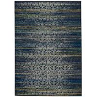 Feizy Caslon Fade 8-Foot x 11-Foot Area Rug in Midnight Blue