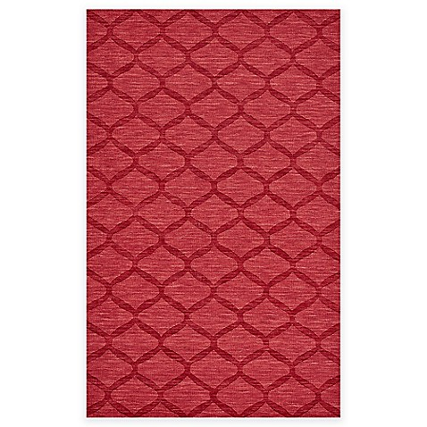 image of Feizy Crescent Trellis Area Rug