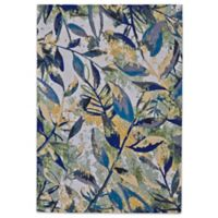 Feizy Caslon Leaves 8-Foot x 11-Foot Area Rug in Willow
