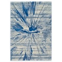 Feizy Caslon 8-Foot x 11-Foot Area Rug in Cobalt