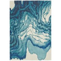 Feizy Caslon 8-Foot x 11-Foot Area Rug in Atlantic