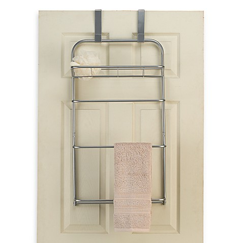 Over The Door Kitchen Towel Rack
