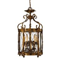 Metropolitan Family Collection 10-Light Pendant in Bronze