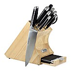 Oneida® Pro Series Side Tang 18-Piece Knife Block Set