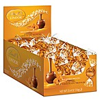 Lindt LINDOR Caramel Milk Chocolate Truffles 60-Count Box