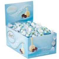 Lindt Lindor 60-Piece Stracciatella Chocolate Truffles Case