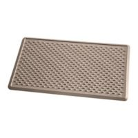WeatherTech® 24-Inch x 39-Inch IndoorMat™ in Tan