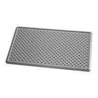 WeatherTech® 24-Inch x 39-Inch IndoorMat™ in Grey