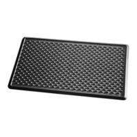 WeatherTech® 24-Inch x 39-Inch IndoorMat™ in Black