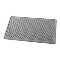 WeatherTech® 48-Inch x 30-Inch IndoorMat™ in Grey