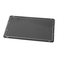 WeatherTech® 24-Inch x 39-Inch OutdoorMat™ in Black