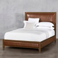 Wesley Allen Avery Iron Surround King Bed Frame in Copper