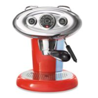 illy® Francis Francis! Model X7.1 iperEspresso Machine in Red