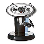 illy® Francis Francis! Model X7.1 iperEspresso Machine in Black