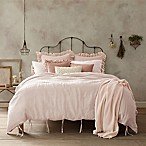 Wamsutta® Vintage Linen King Duvet Cover in Blush