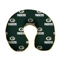 NFL Green Bay Packers Memory Foam U-Shaped Neck Travel Pillow