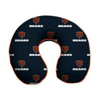 NFL Chicago Bears Memory Foam U-Shaped Neck Travel Pillow