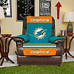 NFL Miami Dolphins Recliner Cover
