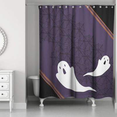 Buy Purple Bathroom Shower Curtains from Bed Bath & Beyond