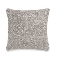 Wamsutta® Vintage Cotton Cashmere 12-Inch Square Throw Pillow in Oatmeal
