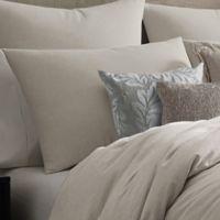 Wamsutta® Vintage Cotton Cashmere King Pillow Sham in Oatmeal