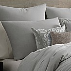 Wamsutta® Vintage Cotton Cashmere Standard Pillow Sham in Grey