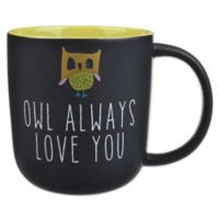"Formations ""Owl Always Love You"" Statement Chalkboard Mug"