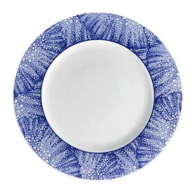 Caskata Sea Fan Dinner Plate  sc 1 st  Bed Bath \u0026 Beyond & Buy Oven and Microwave Safe Plates from Bed Bath \u0026 Beyond
