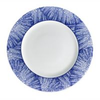 Caskata Sea Fan Dinner Plate