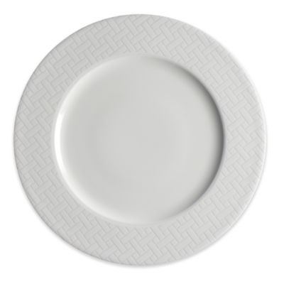 Caskata Wicker Dinner Plate  sc 1 st  Bed Bath \u0026 Beyond & Buy Oven and Microwave Safe Plates from Bed Bath \u0026 Beyond
