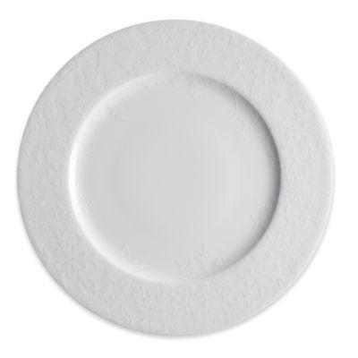 Caskata Winter Dinner Plate  sc 1 st  Bed Bath \u0026 Beyond & Buy Snowflake Dinnerware from Bed Bath \u0026 Beyond