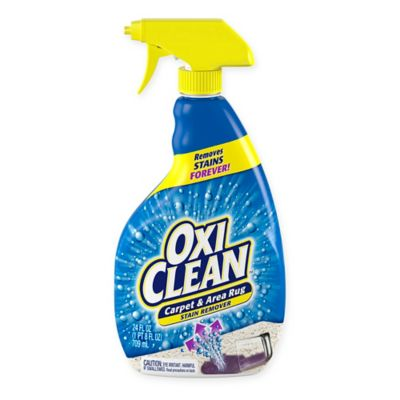 OxiClean™ 24 Oz. Carpet And Area Rug Stain Remover