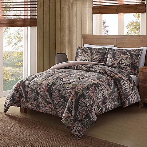 Remington 174 Mount Monadnock Reversible Comforter Set In