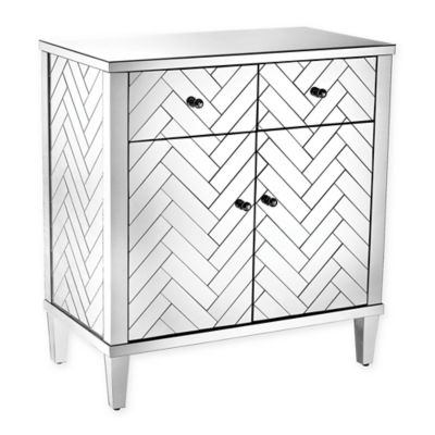 buy living room mirrored furniture from bed bath beyond