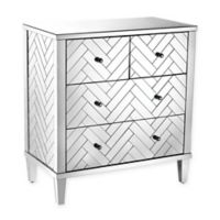 Sterling Industries Chatelet Collection Mirrored Chest