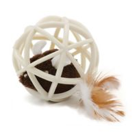 OurPets® Twinkle Mini BOF Light-Up Ball Cat Toy