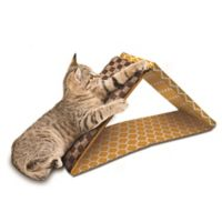 OurPets 2 in 1 Dual Incline Cat Scratcher