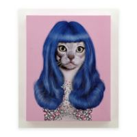 "Empire Art Direct Pets Rock™ Giclee Printed ""Gurl"" Canvas Wall Art"