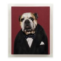 """Empire Art Direct Pets Rock™ Giclee Printed """"Leader"""" Canvas Wall Art"""