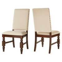 Verona Home Marin Dining Chairs in Off White (Set of 2)