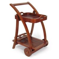 Wayborn Foldable Serving Cart